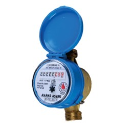 15mm Class B Inferential Single Jet Water Meter