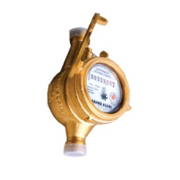 15mm Class B Inferential Multi Jet Water Meter